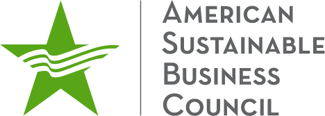The American Sustainable Business Council
