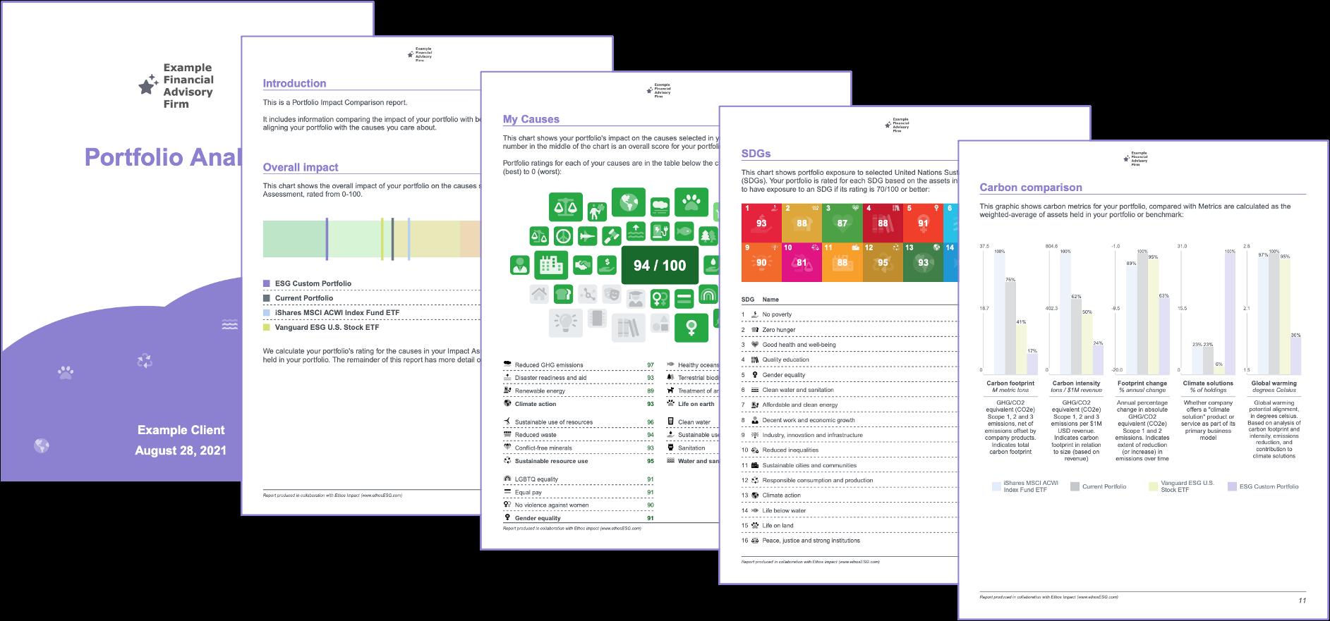 Impact Report - Analysis